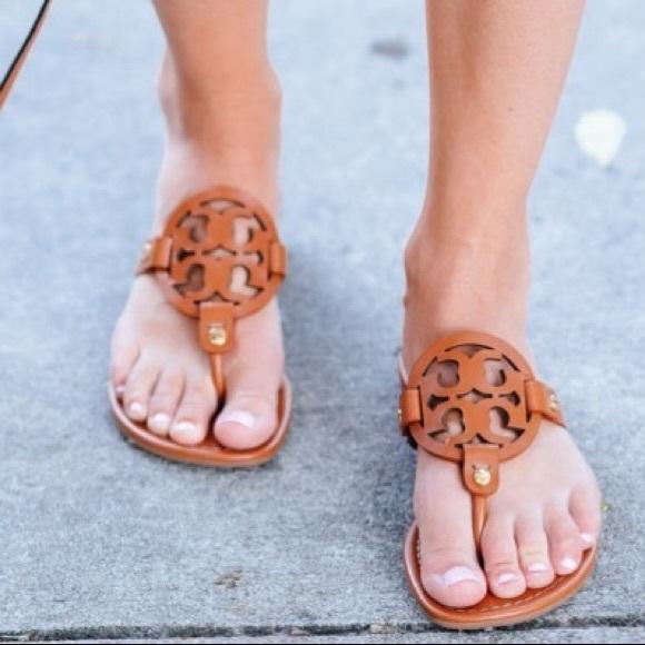 b317a7956e8322 💃Beautiful Tory Burch miller sandals.🥂. M 5b3062b9aaa5b8f06d5aa72d